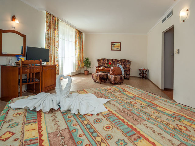 Villa List - DBL room