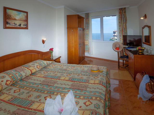 Отель Вилла Лист - SGL room